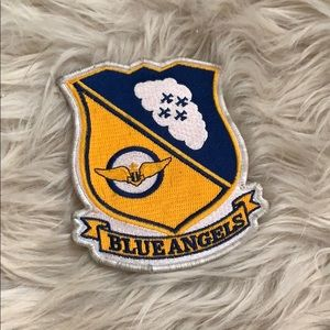 Authentic Blue angels patch